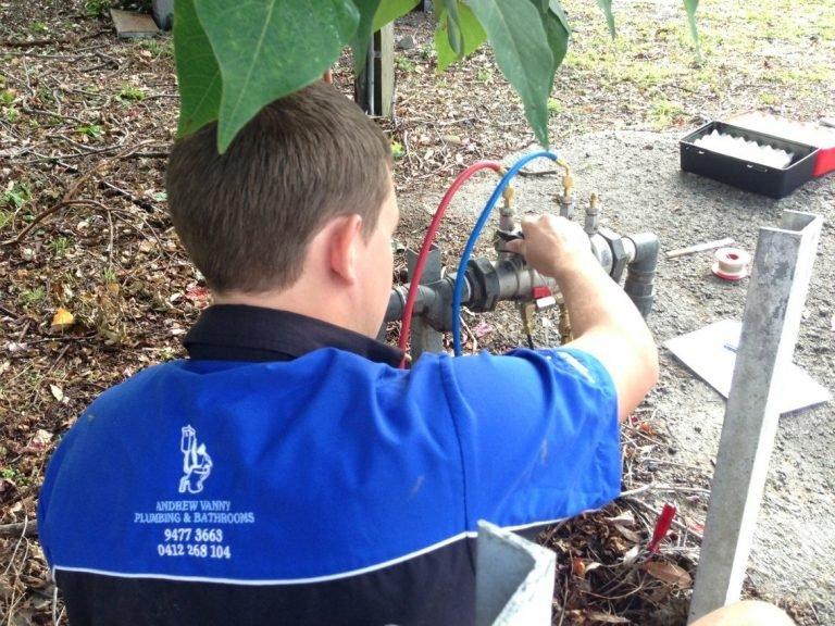 asquith plumber back flow plumbing
