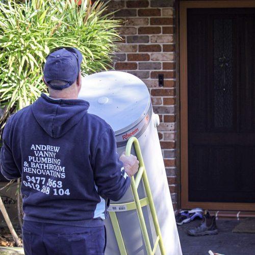 asquith plumbers Andrew Vanny Plumbing